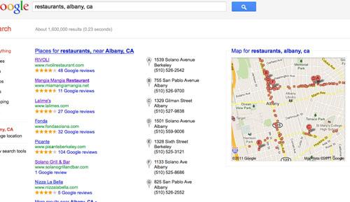 Google Places 2