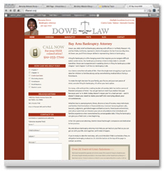 Dowe Bankruptcy Law